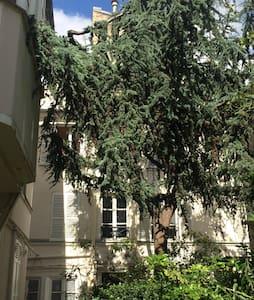 Charming two-rooms in Montparnasse - Paris