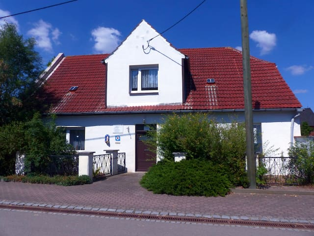 Quiet holiday house in Döbrichau