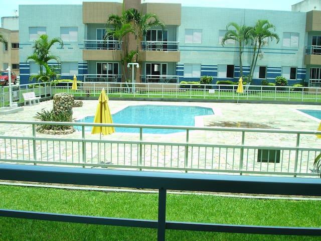 Apartamento Alto Padrão  Beira Mar e Piscina - Itapoá - Lägenhet