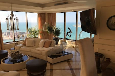 Beach Penthouse+Private Pool+Butler - Dubaï - Villa