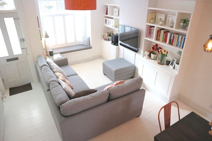 Happy Homely Modern Home - King Size Bed - London - Londres - Casa