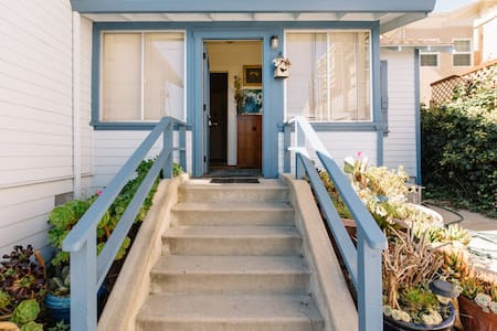 Old Monterey Cottage and Studio - Monterey - Bungalow