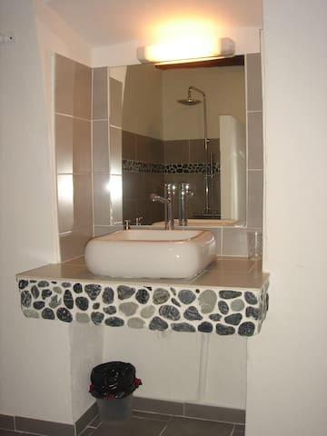 Appartement T2 typique en Corse - Feliceto - Apartamento