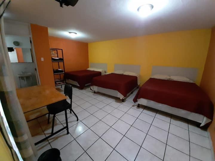 Habitaciones en Centro HIstorico de Guatemala