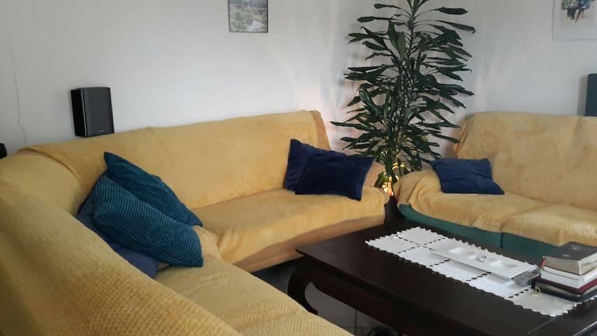 Appartement dans un quartier calme - Rennaz - Apartment