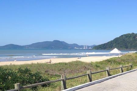 A melhor localização da Praia Brava com segurança. - Itajaí
