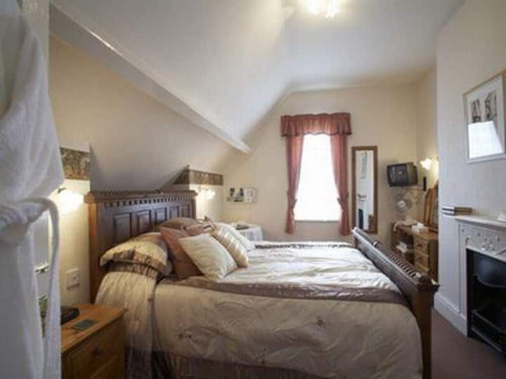 Double Room  at Old Manse Hotel