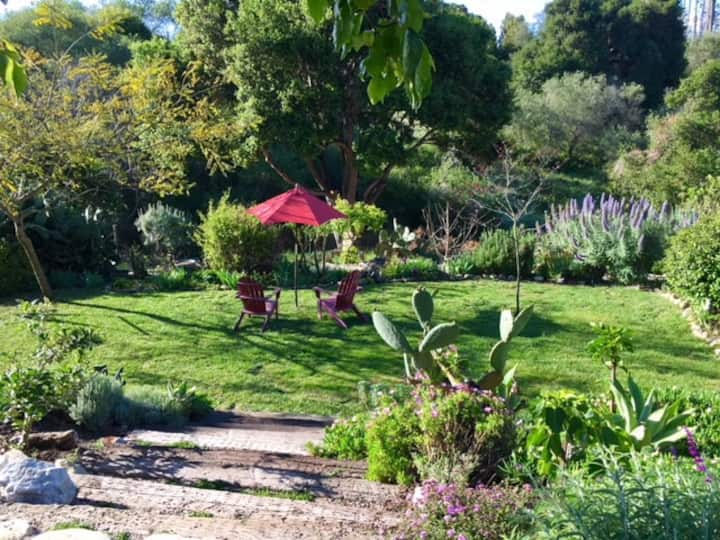 Sunny Garden Home near the beach