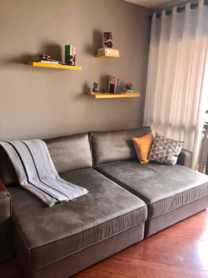 Apartamento aconchegante completo Morumbi