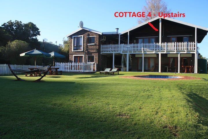 Salt River Lodge - cottage 4