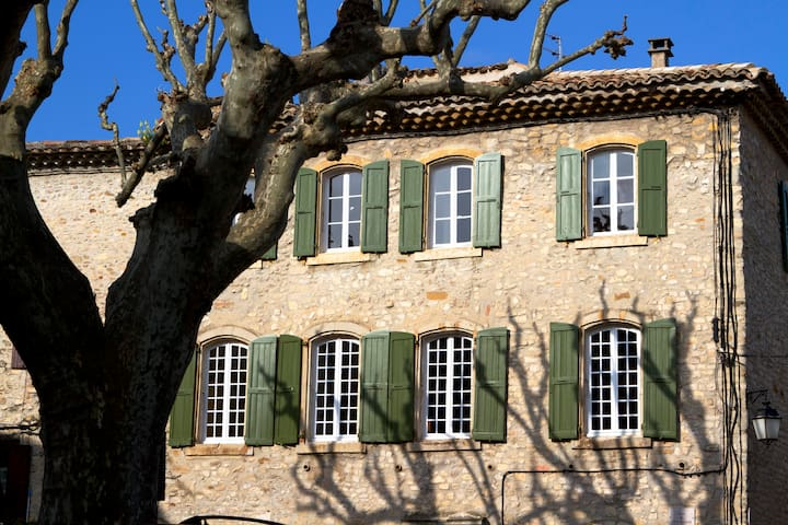 Historic home in the medieval city. - Vaison-la-Romaine - House