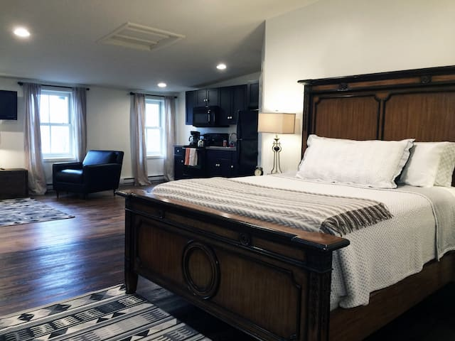 Suite for 2 with Hudson River View, Room 4 - Coxsackie - Lägenhet