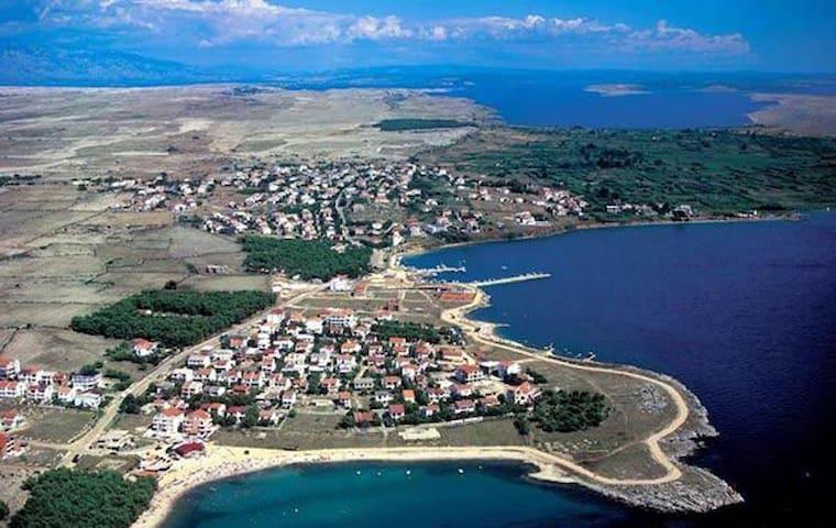 Povljana,Island of Pag, House - Povljana - House
