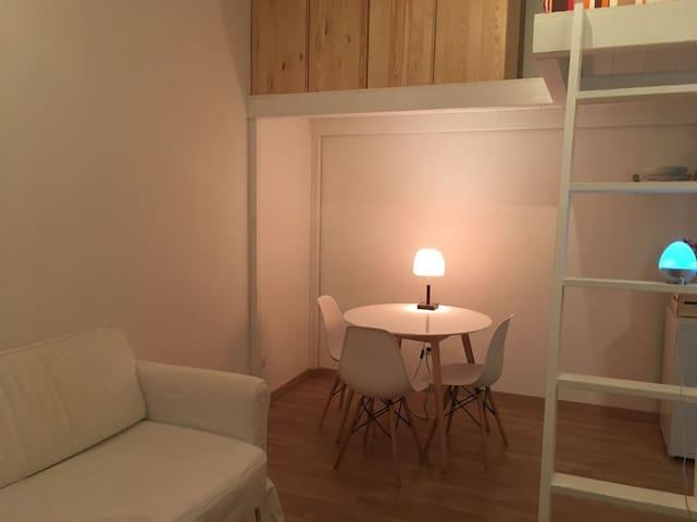 Lovely studio flat near Bocconi/p. romana/navigli