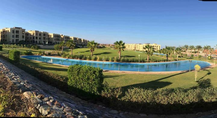 Bilocale al Golf Heights