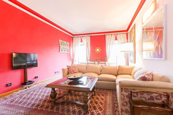 NAPI HOUSE - appartamento centrale - Turin - Apartment