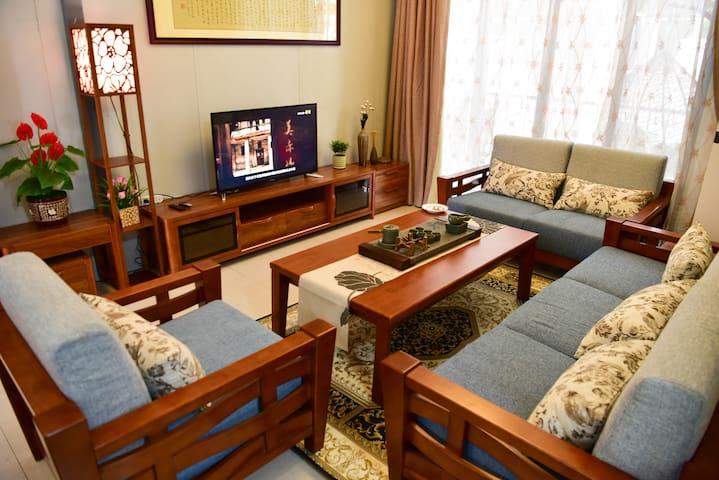 赤坎古镇中式套房 - Jiangmen Shi - Casa