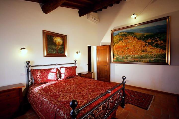 Villa Toscana La Mucchia - Suite Orchidea # 6