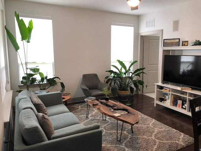 Spacious private apartment near Downtown Orlando