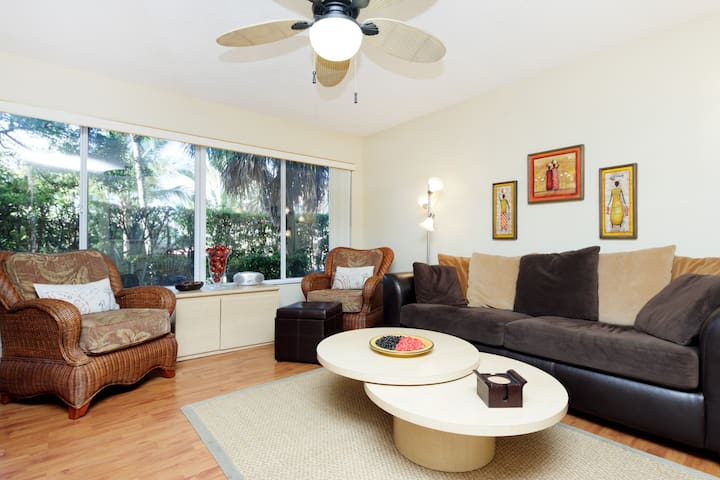 Cute Villa w/POOL 250 yds to BEACH - Fort Lauderdale - Villa