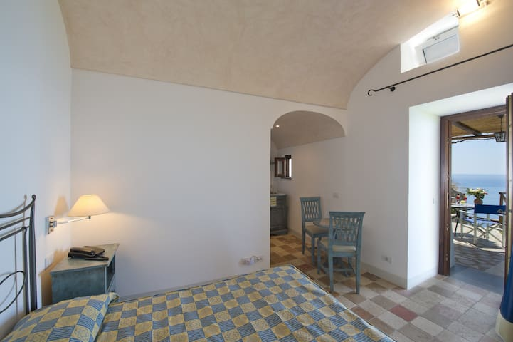 Junior Suites at Villa Il Frantoio Amalfi Coast