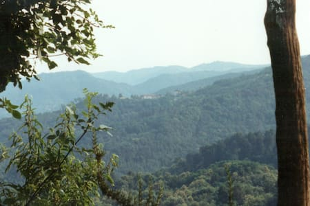 Quiet retreat in the Apenine mountains - Rivazzo - Talo