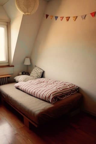 Nice room in beautiful appartement