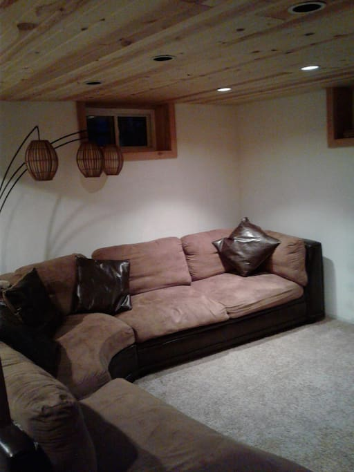 Relax in a comfy cozy corner