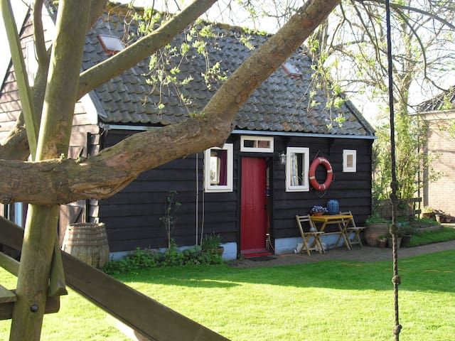 Little House close to Amsterdam - Amsterdam - Casa
