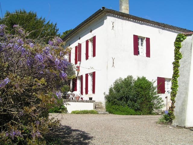 chambres d' hôtes double - Nastringues - Bed & Breakfast