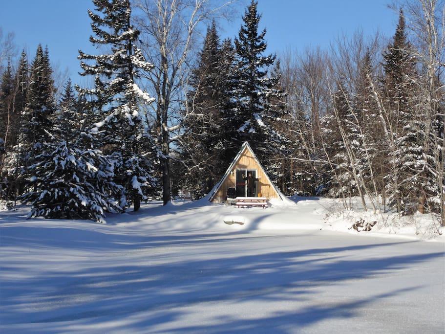 Vive l'hiver québécois