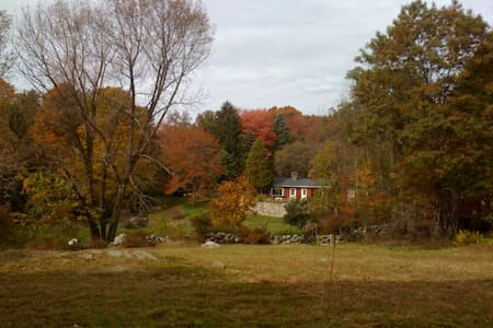 Fall colors, Winter magic! - Putnam Valley - Haus