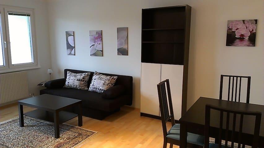 2.5-rooms & balcony, Full service - Vienna - Apartment