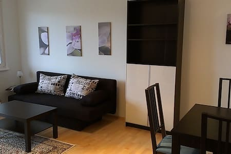 2.5-rooms & balcony, Full service - Wien