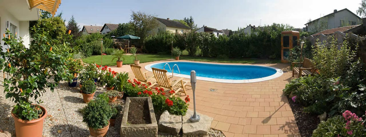 Ferienwohnung Schwarzer - EG - Ingelheim am Rhein - Ev