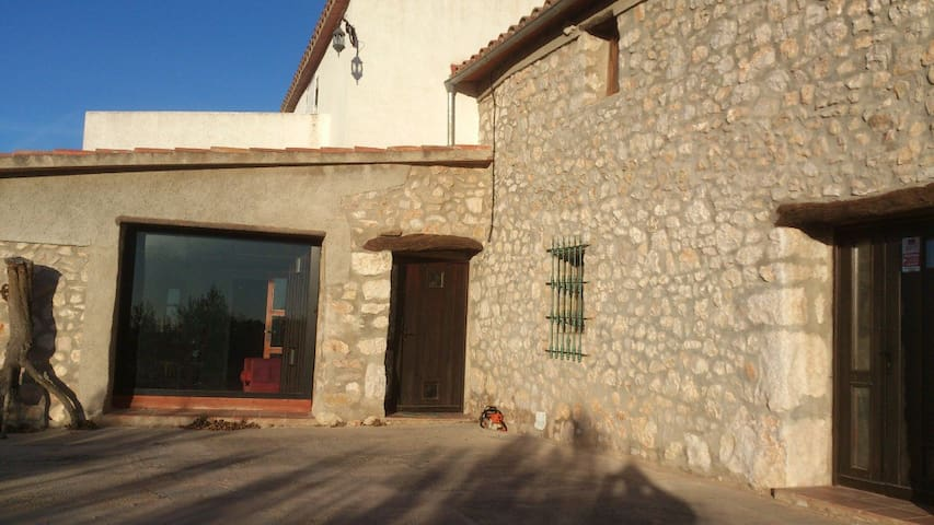 House - 35 km from the beach - Rossell (Castellón de la Plana) - Hus