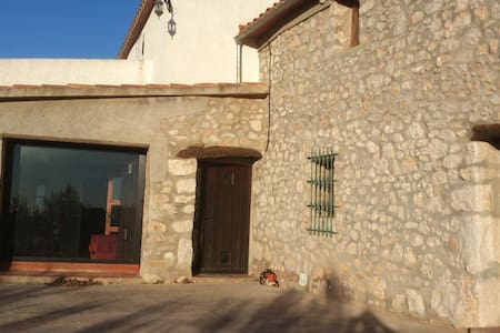House - 35 km from the beach - Rossell (Castellón de la Plana) - 独立屋