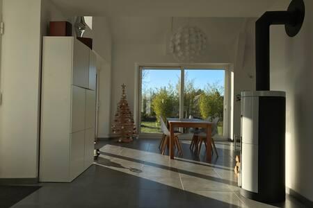 Maison de bourg lumineuse - Miniac-sous-Bécherel - Casa
