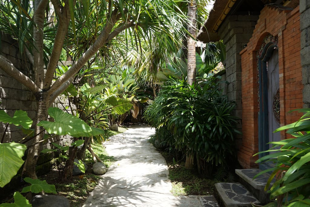 A Balinese Village ambience