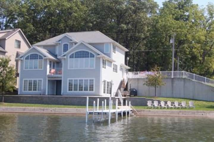 Lovely, family friendly lake home, Jimmerson Lake