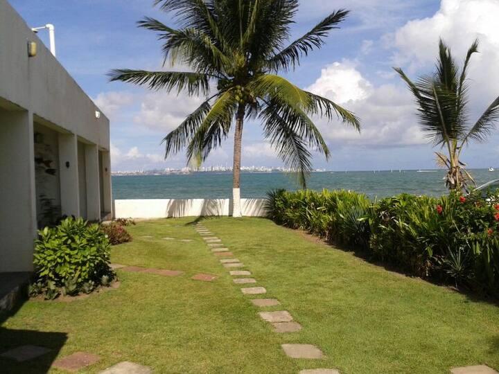 Apartamento - Mar Grande, Itaparica