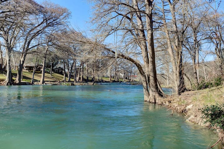 July Weekdays available Riverfront Walk to Gruene
