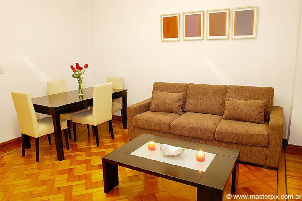 Luxury 1 Bedroom - 1.5 Bath - (A2)