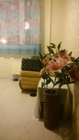 Уютная комната у метро - Moskva - Apartament