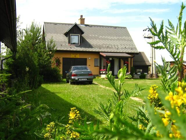 Oranch Gerlachov - Gerlachov - Casa