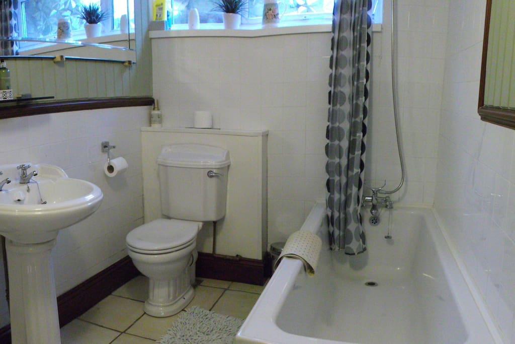 Your own bathroom facilities