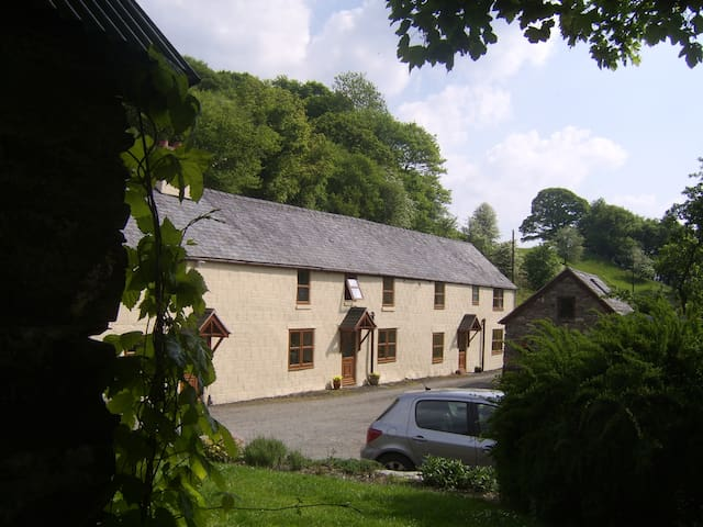 Cae Coryn Cottages Snowdonia Wales - Bala - House