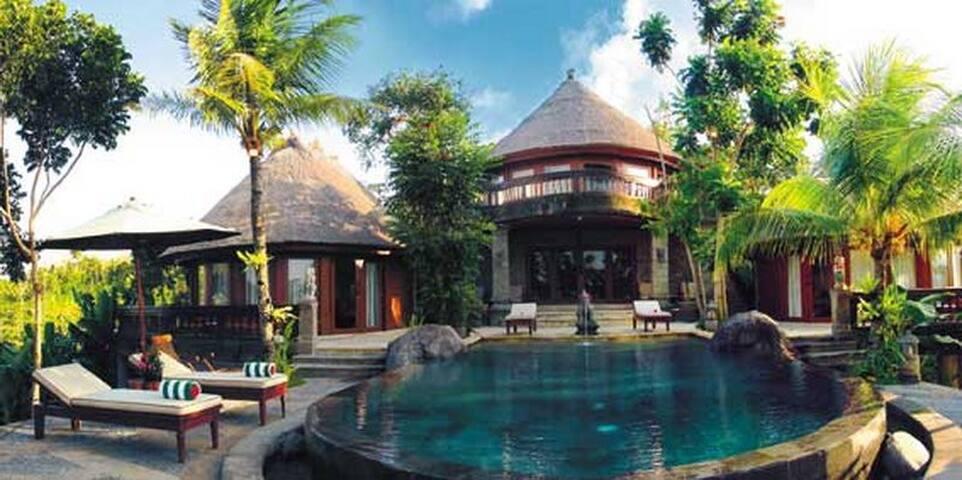 3 BDR Villa With Mountain View - Bali - Villa