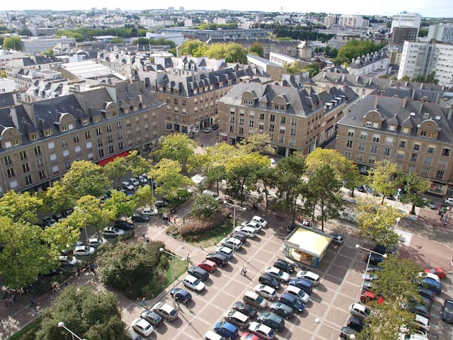 bel appartement ensoleillé - Lorient - Apartment