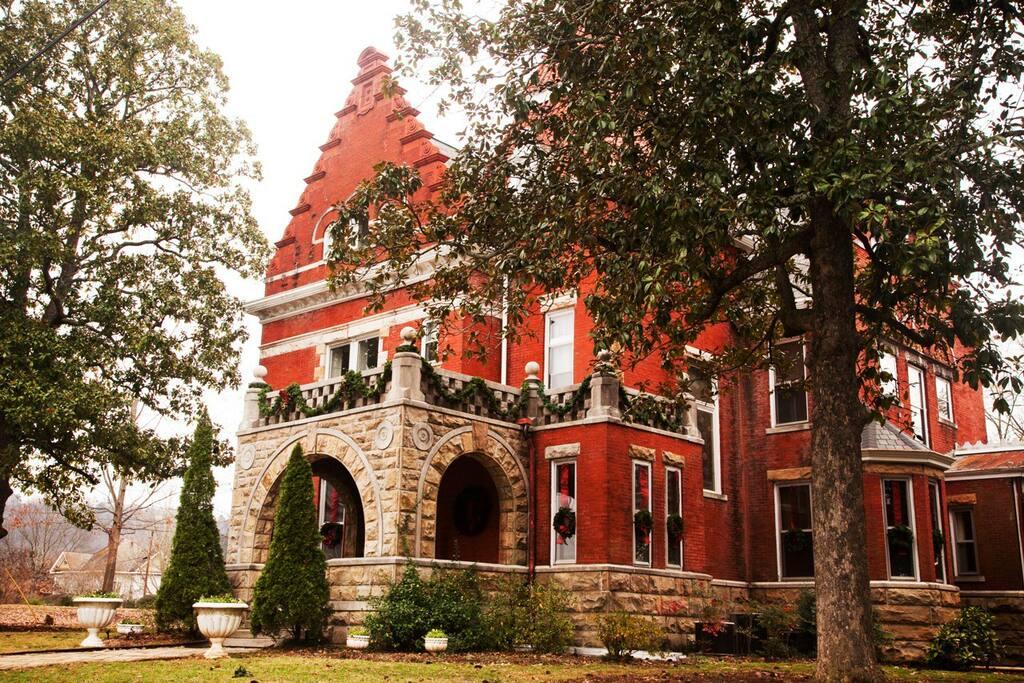 The Parker House, Annison, AL